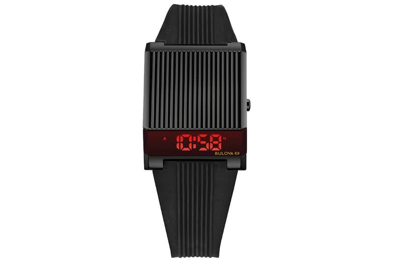 Bulova '70s Computron LED Watch Release Info vintage retro timepiece watches