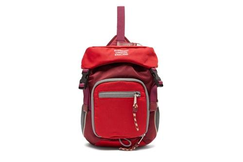 Burberry Mini Cross-Body Backpack