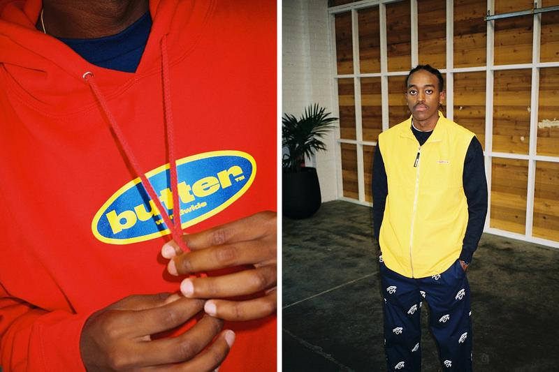 butter goods spring 2019 collection lookbook images