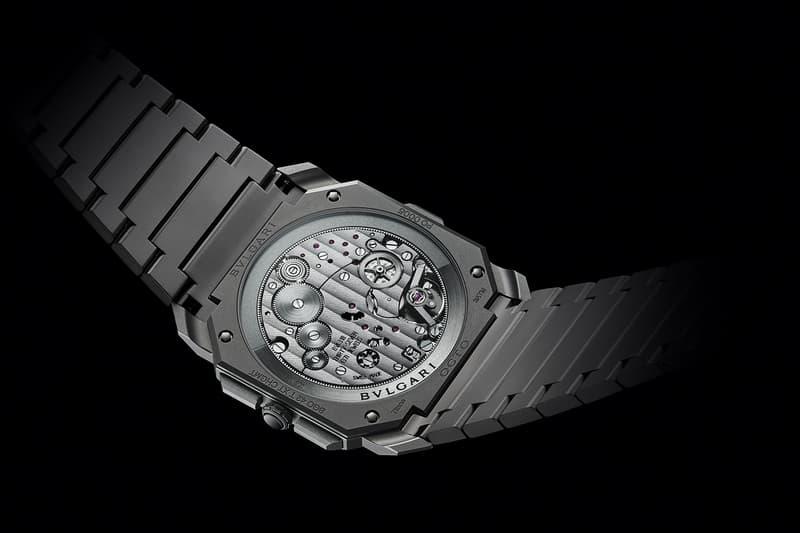 Bvlgari Octo Finissimo Chronograph GMT Automatic
