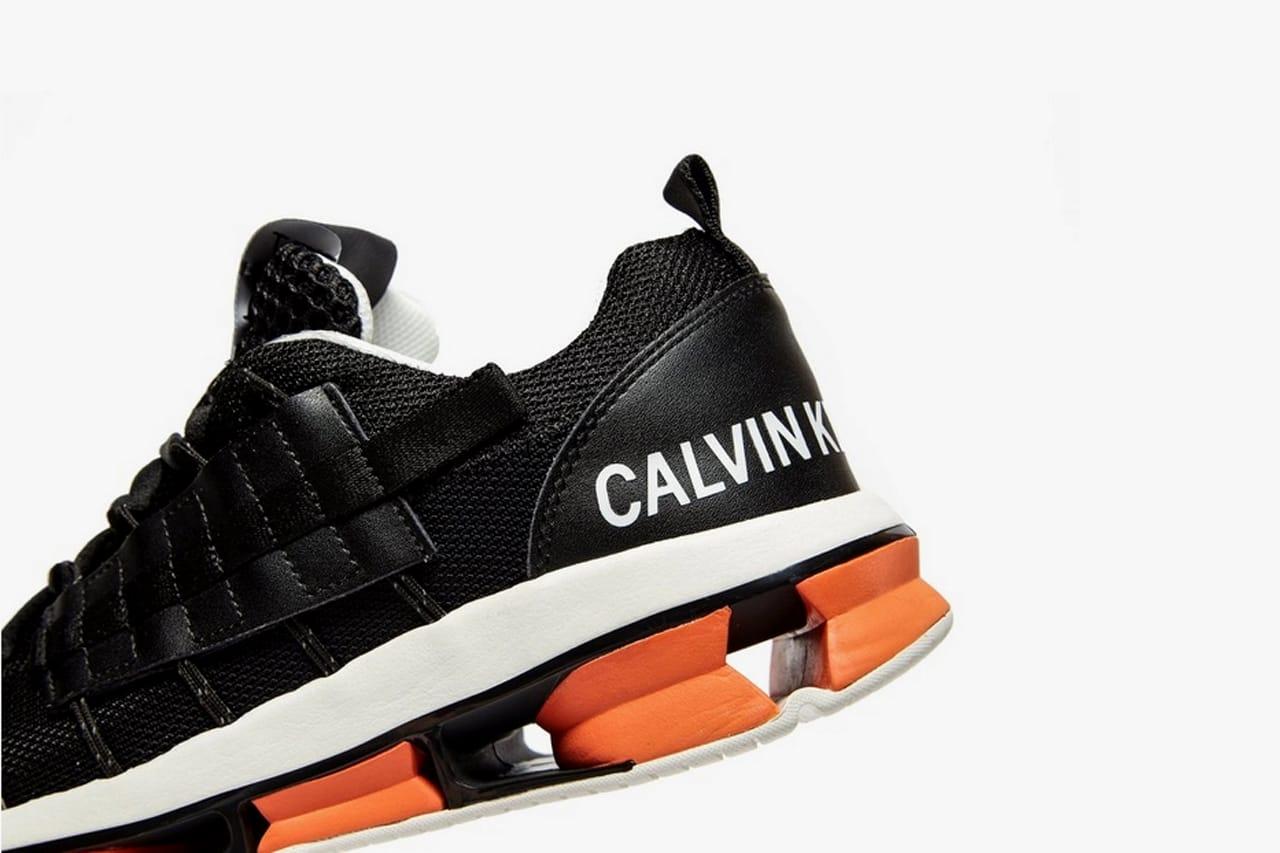 CALVIN KLEIN JEANS Lex Sneaker Black
