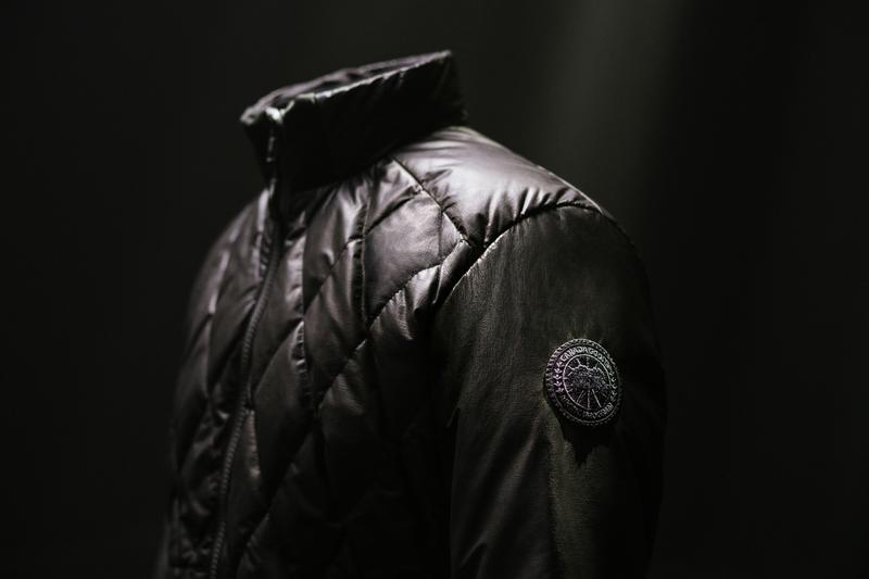 canada goose gore tex nomad jacket buy cost price outerwear men women clothing clothes fashion hybridge lyte capsule collection collab collaboration spring summer 2019 ss19 coat