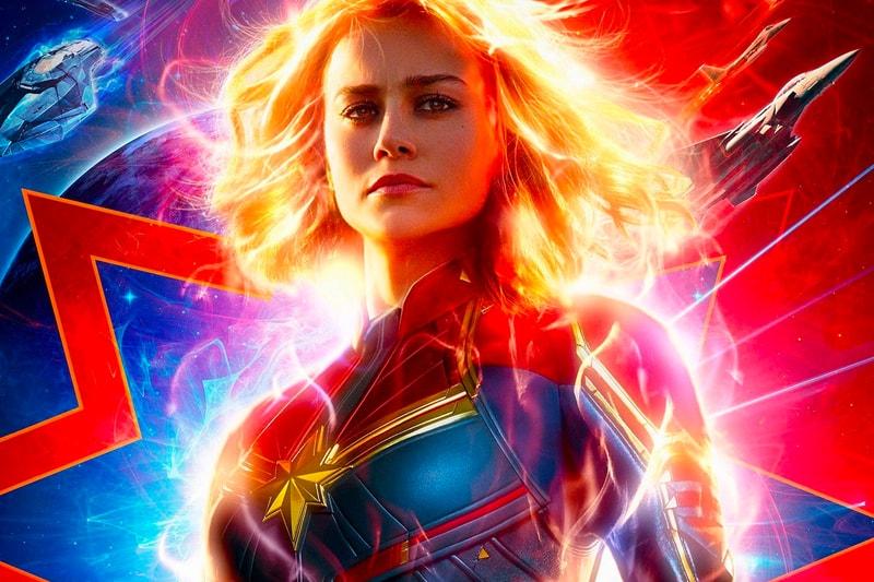 'Captain Marvel' Surpasses $900 USD Million in Ticket Sales
