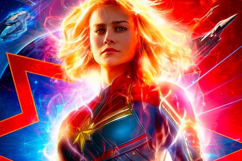 Captain Marvel Surpasses $900 Million Mark movie cinema film avengers brie larson