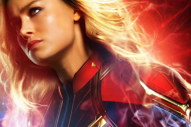 Captain Marvel Brie Larson Samuel L. Jackson Post-Credit Scene Spoiler Alert Marvel Studios Avengers Endgame