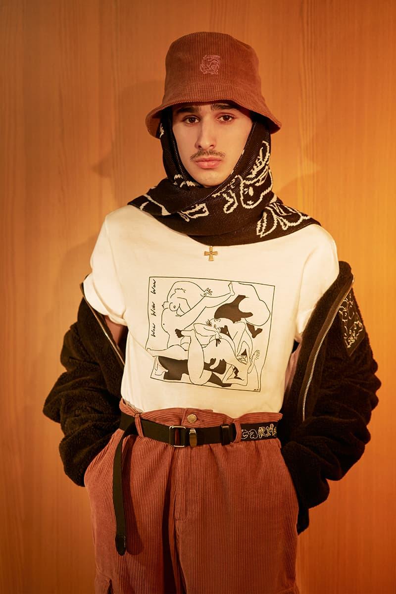 Carne Bollente AW19 Collection Lookbook Info autumn/winter 2019 lookbooks fashion