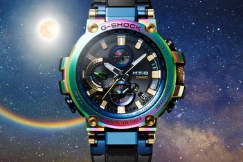 Picture of Casio's Latest G-SHOCK MT-G Is Beyond Colorful