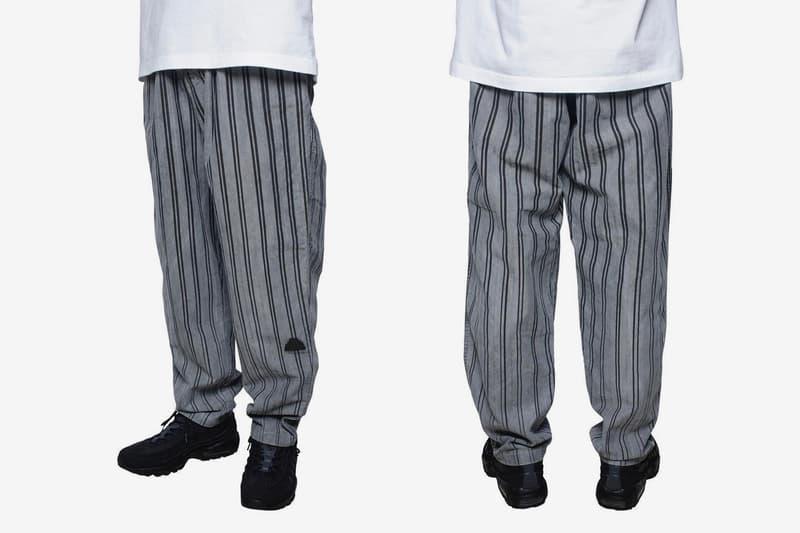 Cav Empt SS19 Collection Eighth Drop sk8thing toby feltwell japan brand streetwear C-EMPT ZIP JACKET HALF ZIP SWEAT STRIPE SHIRT JACKET 71V LONG SLEEVE T STRIPE BEACH PANTS LOOSE WAFFLE COLLARED KNIT COMBAT PANTS