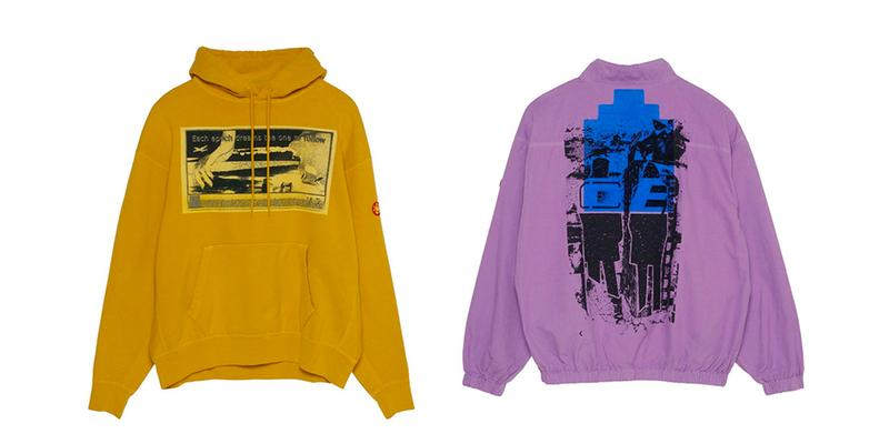 Cav Empt SS19 Collection Ninth Drop C.E Sk8thing Toby Feltwell Japan ZIP SHIRT JACKET BLEACHED WASH CREW NECK EACH EPOCH HEAVY HOODY ARRAY SHOTTA BAG FOGGY ZIP JACKET CENTER P RIB HEAVY HOODY HALF ZIP P KNIT release time drop pricing stockist