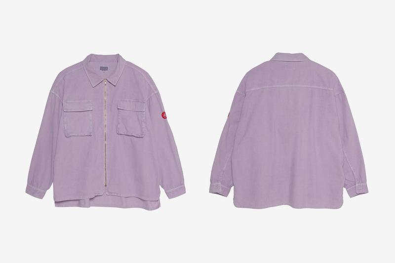 Cav Empt SS19 Collection Tenth Drop spring/summer sk8thing toby feltwell C.E MESH ZIP JACKET PULLOVER SMOCK HOODY MD tetAtet CREW NECK 1994 COLOUR CORDS CORDUROY ZIP SHIRT JACKET NOISE STRIPE BIG SHIRT CARGO CORD BEACH PANTS