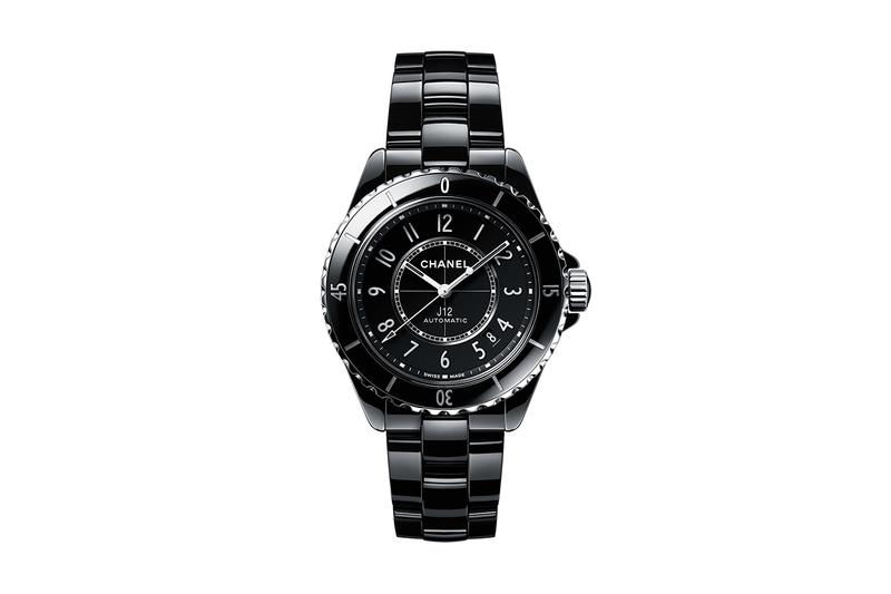 becf13caf7c9c Chanel J12 Kenissi Movement Watch at Baselworld 2019 Black White Ceramic  Pharrell