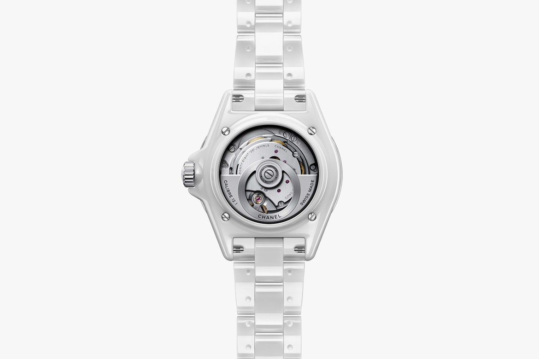 Chanel J12 Kenissi Movement Watch at Baselworld 2019   HYPEBEAST