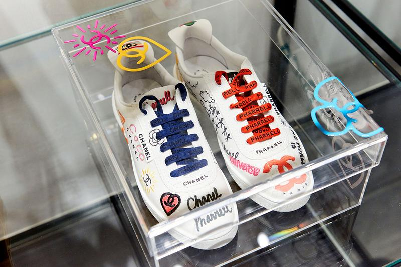 the best attitude 20170 5656f Chanel Pharrell SS19 Collection Seoul Store Release | HYPEBEAST