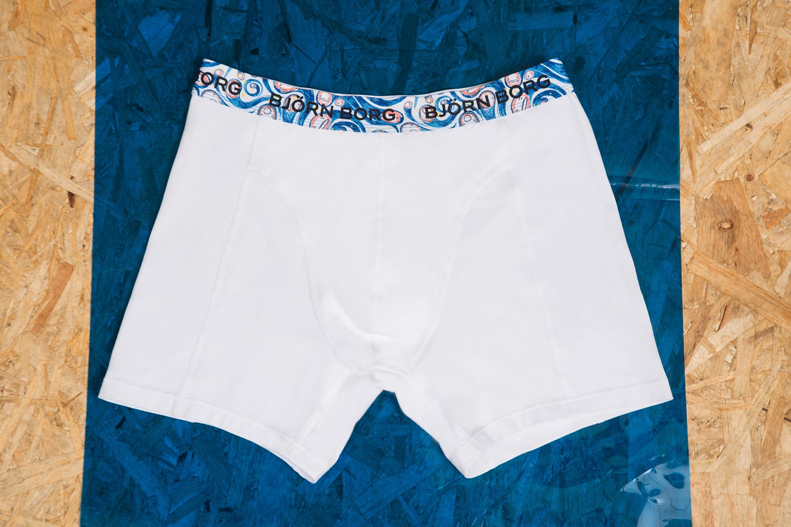 Charles Jeffery LOVERBOY x Björn Borg Underwear Collaboration Collection Sperm Scream Squiggle