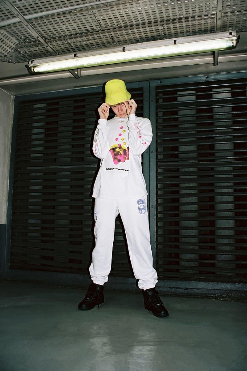 Club Fantasy Spring Summer 2019 SS19 Campaign Gully Guy Leo Mandella Donda Joe Perez Lookbook Collection Graphic T-Shirt Hoodie Sweatshirt Tie Die lookbooks endless euphoria