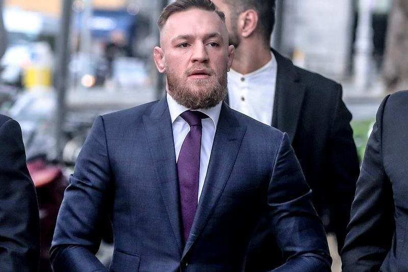 Conor McGregor Arrested for Criminal Mischief misdemeanor robbery fan phone miami beach UFC MMA Irish Fighter Proper 12