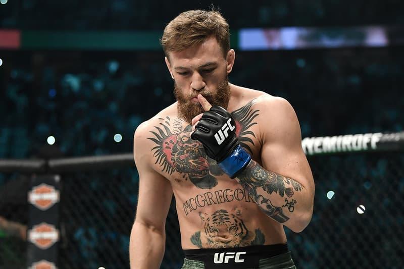 Conor McGregor Demands UFC Shares Dana White Video