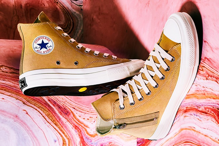 a30cdc785680 NIGO Pays Homage to 1960s Basketball on This Chuck Taylor