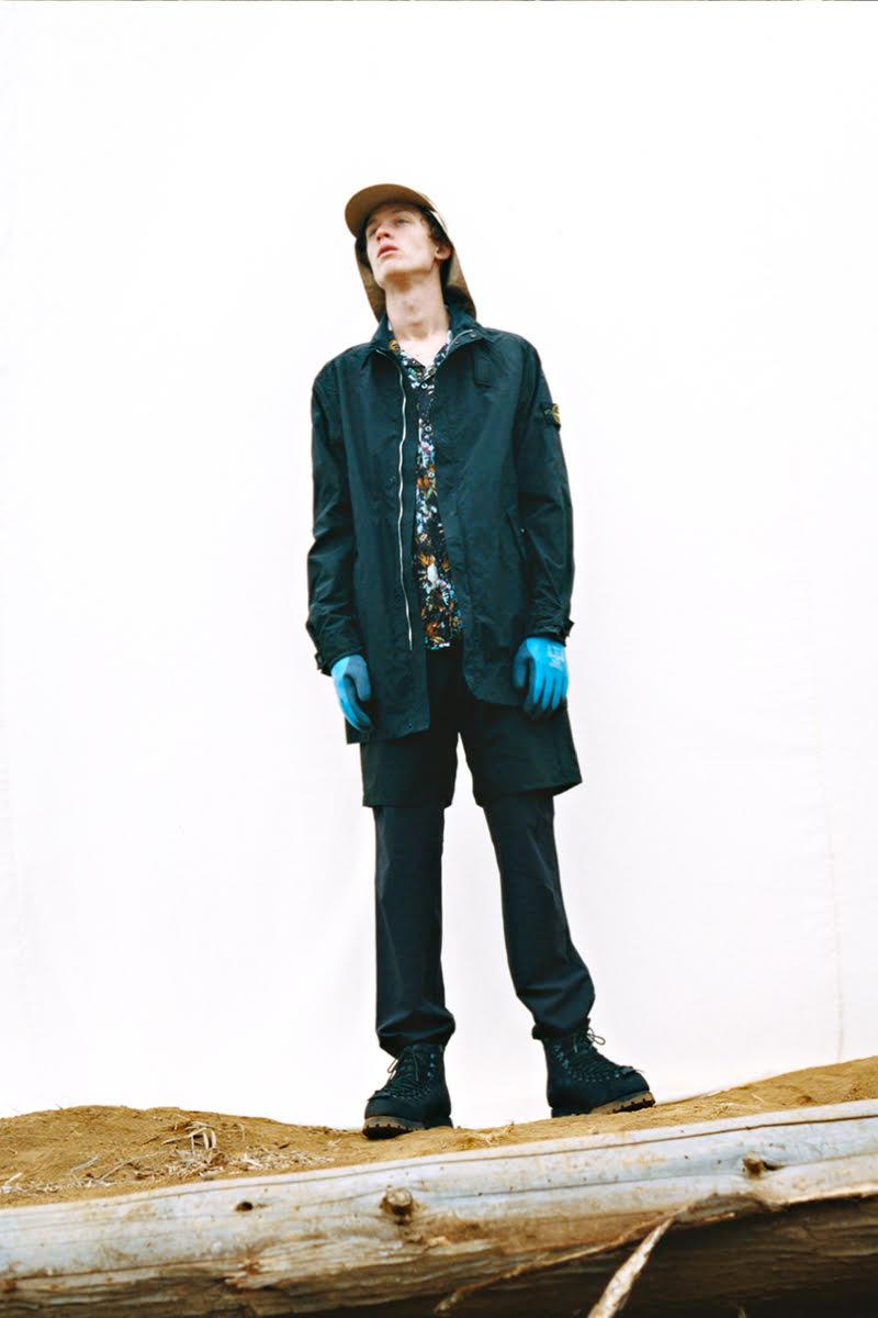 COVERCHORD SS19 Editiorial Lookbook Info fashion lookbooks spring/summer 2019 styling recommendations