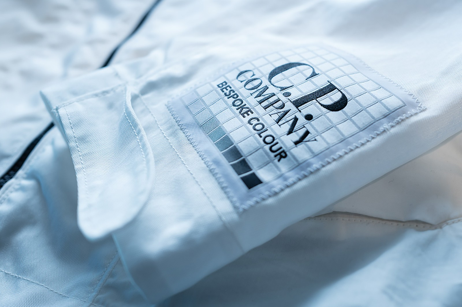 C.P. Company Offer Bespoke Garment Dyeing Service Unique