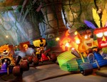 New 'Crash Team Racing Nitro-Fueled' Trailer Previews Remastered Stages