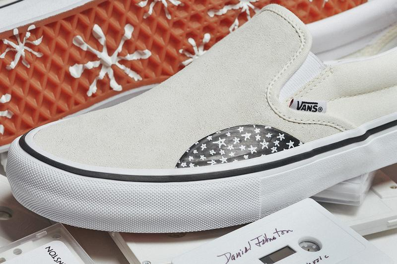 Daniel Johnston No Comply Vans Collaboration Era Slip On