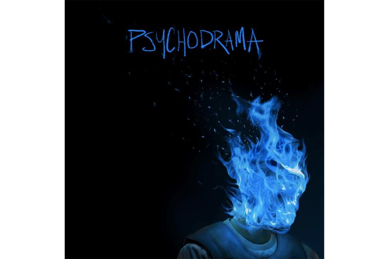 DAVE 'PSYCHODRAMA' Album Release Rap London Third EP Stream Listening Santandave Spotify Apple Music Burna Boy J Hus Ruelle