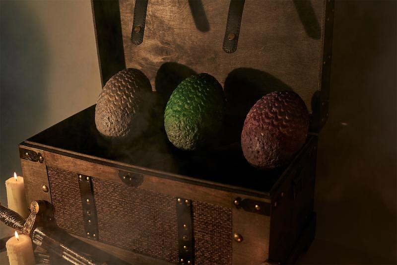 Deliveroo Game of Thrones Chocolate Dragon Egg