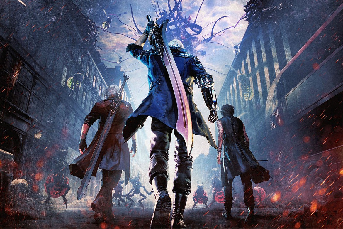 Devil May Cry 5 Review Restoring Our Faith In Capcom Hypebeast