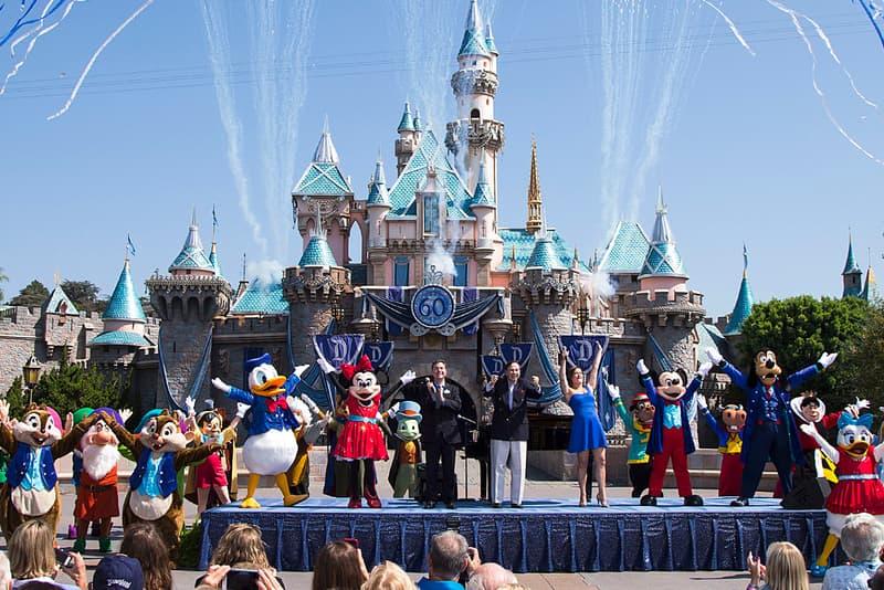 Disney+ Stream Disney Vault CEO Bob Iger Films Shareholder Meeting
