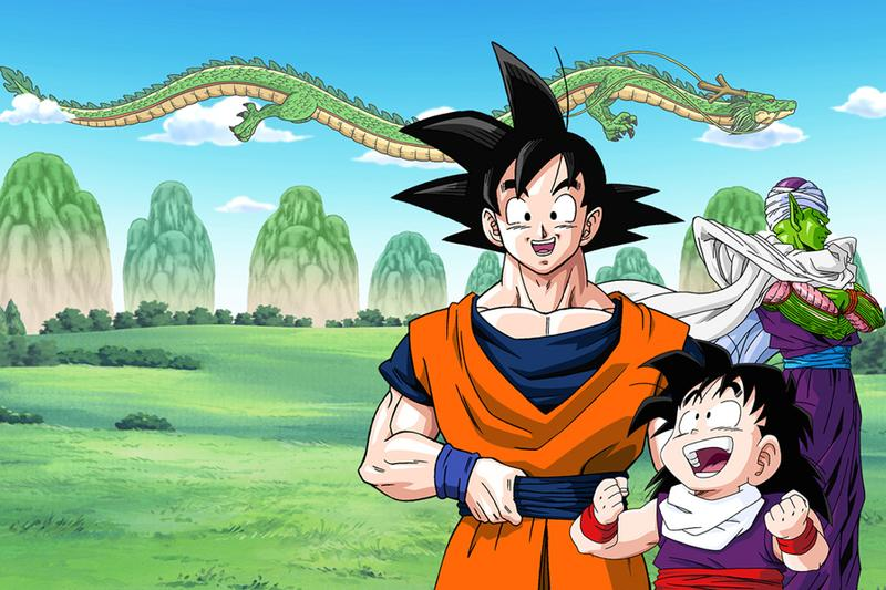 Funimation announces DBZ 30th Anniversary