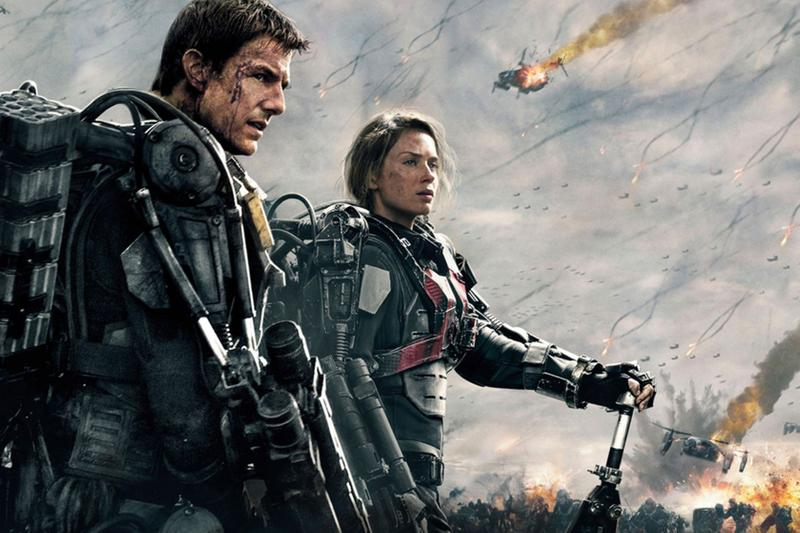 Edge Of Tomorrow 2 Sequel Tom Cruise Emily Blunt Warner Bros Pictures