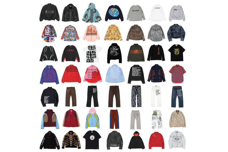 EMPTY ROOM Seoul HIDE STORE Pop-Up Announcement Skoloct Number Nine Raf Simons Undercover Comme Des Garcons Issey Miyake Junya Watanabe Blackmeans