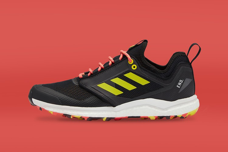 online store 70bf8 dc7b6 adidas Consortium Debut Collaborative Heat Reactive Trail Runner
