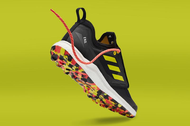 END adidas consortium terrex agravic tx thermochromic color changing heat sensitve reaction release details first look buy now