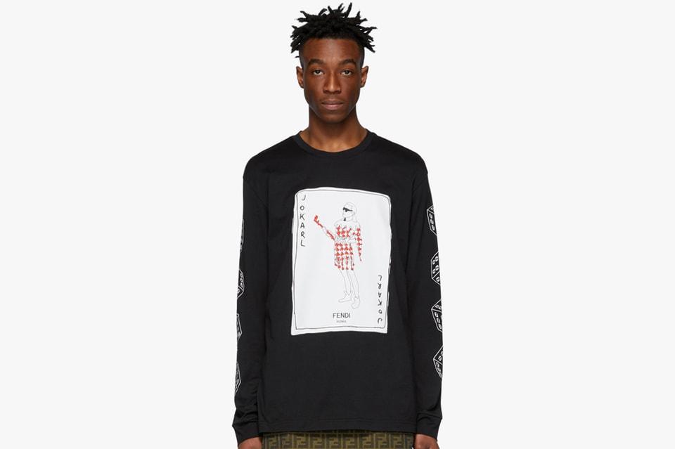 019ee1c3d Fendi JoKarl Graphic T-Shirt Spring/Summer 2019 | HYPEBEAST