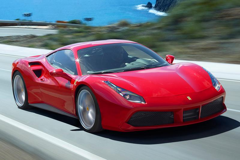 Ferrari LaFerrari Aperta Fire Risk Pull Recall Dangerous United States National Highway Traffic Safety Administration Spider Superfast Hypercar