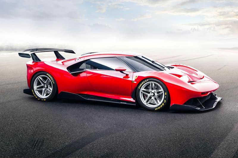 Ferrari Unveils the One Off P80 C supercar motorsport racing