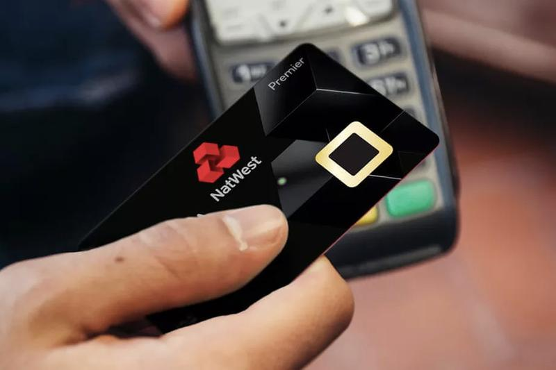 NatWest to Trial Fingerprint-Activated Debit Cards