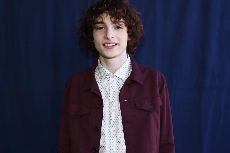 Finn Wolfhard Carrie Coon Eyed 'Ghostbusters'
