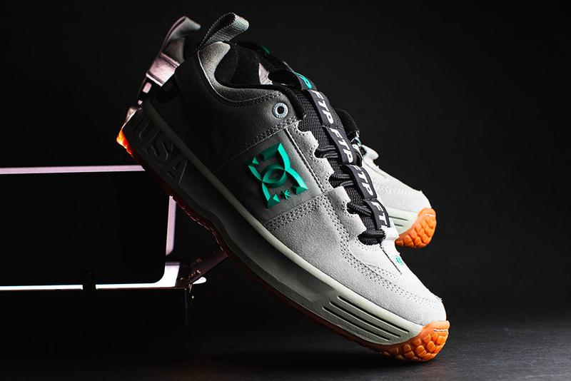 FTP x DC Shoes Drops a Limited Edition Lynx OG skateboarding skate skateboard shoes sneakers