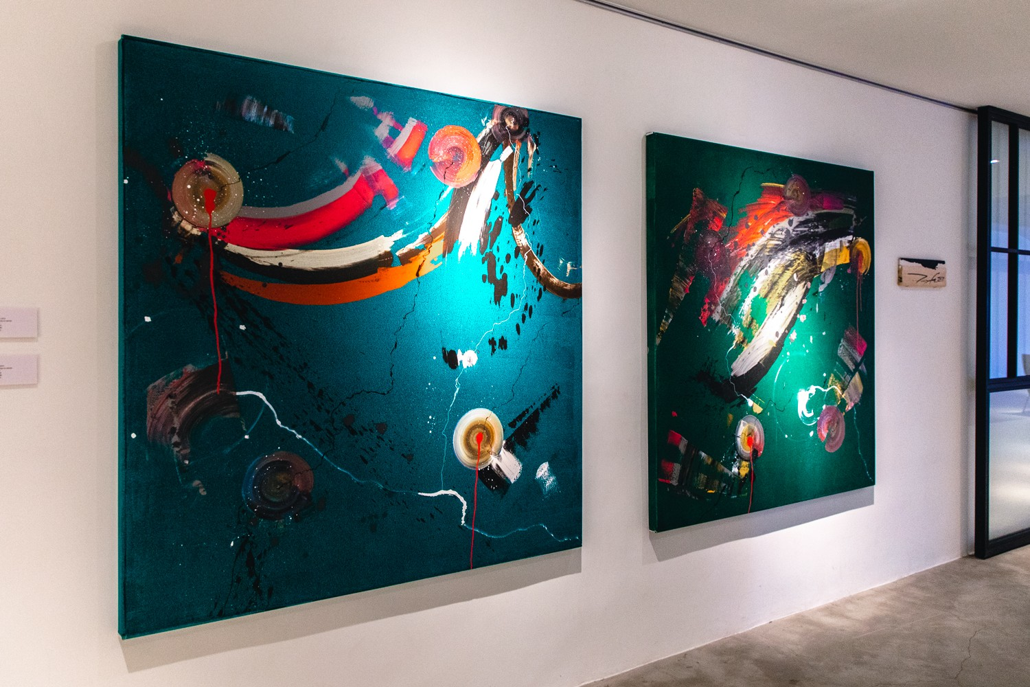 Futura Abstract Compass Exhibition Recap Hong Kong