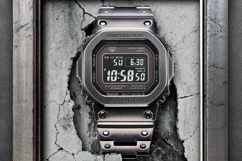 Casio G-SHOCK Aged IP Full Metal Collection GMWB5000V