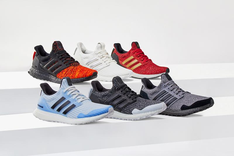 promo code 9f047 ee0b9  Game of Thrones  x adidas UltraBOOST Collection Gets a Release Date