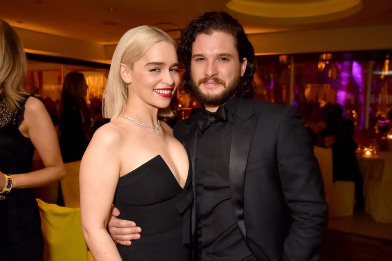 How Much the 'Game of Thrones' Cast Makes Per Episode hbo got jon snow KIT HARINGTON Lena Headey EMILIA CLARKE MAISIE WILLIAMS SOPHIE TURNER