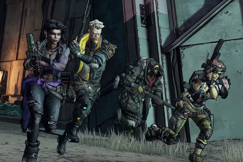 Gearbox Confirms Borderlands 3 With Trailer | HYPEBEAST