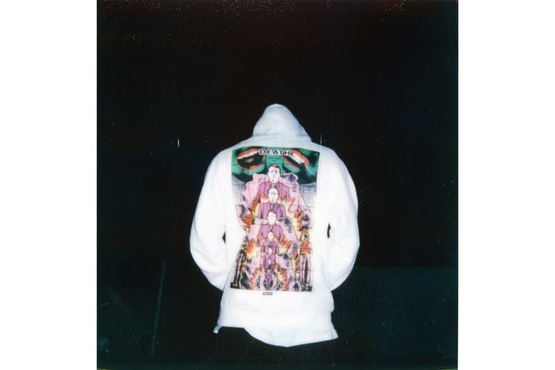 Gilbert & George x Supreme SS19 Artist Series