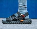Giuseppe Zanotti Releases Bold Sandal Version of its Urchin Silhouette