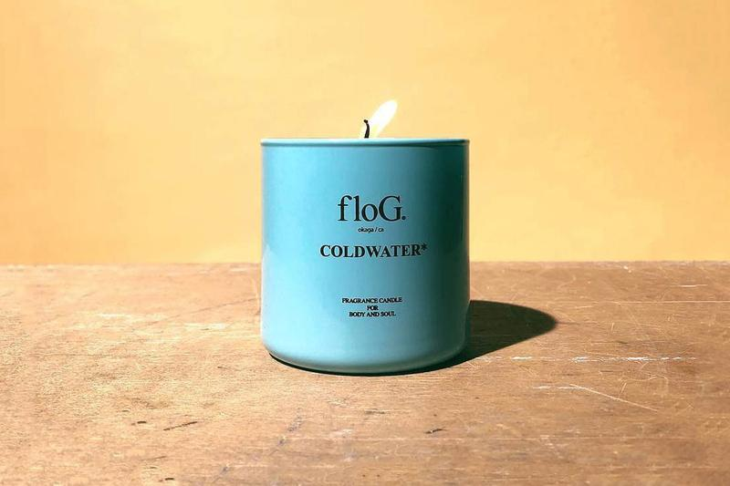 "Golf x retaW ""COLDWATER"" Candle Collaboration march 21 2019 release date info buy drop blue tyler the creator store flagship web store scent arome"