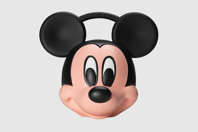 da639defea7 Gucci s 3D-Printed Plastic Mickey Mouse Bag Is Yours for  4